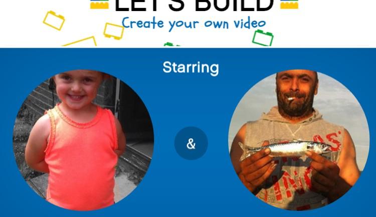 Lego ออกโฆษณาน่ารักซึ้งๆ ฉลองวันพ่อ พร้อมเว็บแอปฯ สร้างคลิปวิดีโอชิงรางวัลผ่าน Facebook