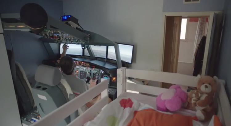 กูเกิลออกโฆษณาสร้างแรงบันดาลใจให้คนทำตามฝันด้วยเรื่องเล่าของนักบินในห้องนอน!