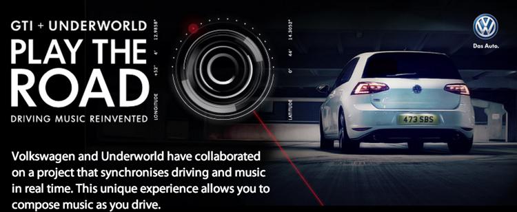โฟล์กใช้เสียงเพลงขายรถ ซิงก์ทำนองเพลงเข้ากับสปีดรถได้อย่างกลมกลืน
