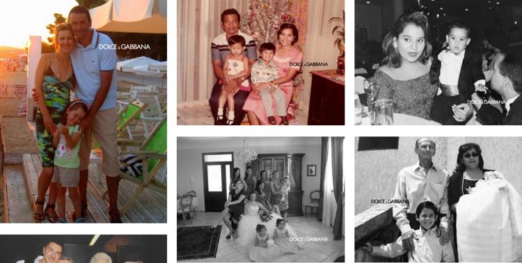 แบรนด์เสื้อผ้า D&G คลอดโครงการสานรักชวนลูกค้าโพสต์ภาพเก่าของครอบครัว
