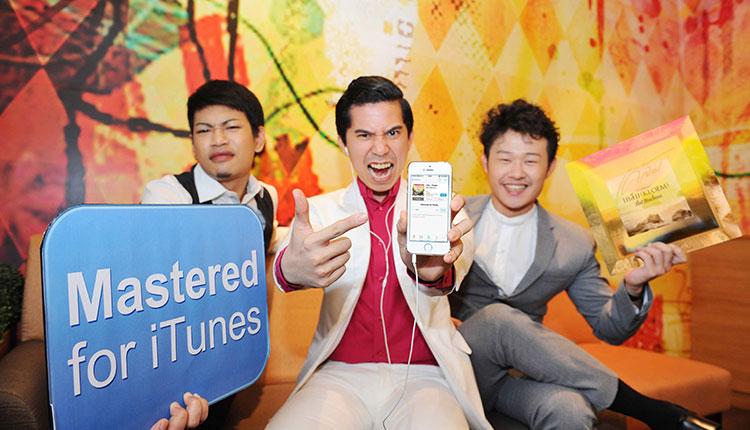 [PR] บีอีซี-เทโร มิวสิค พัฒนาคอนเทนต์ในรูปแบบ Mastered for iTunes เป็นรายแรก