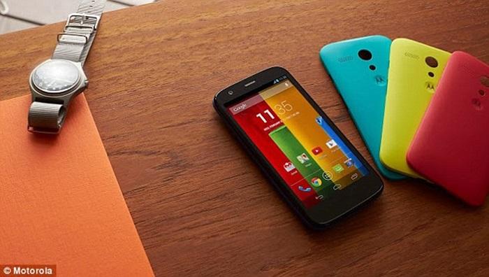 Motorola เปิดตัวสมาร์ทโฟน Moto G เน้นราคาสบายกระเป๋า