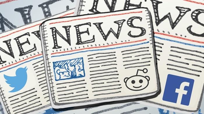 พลิกความเชื่อเดิมๆ! คนรับข่าวอัพเดทผ่าน facebook เพียง 47%