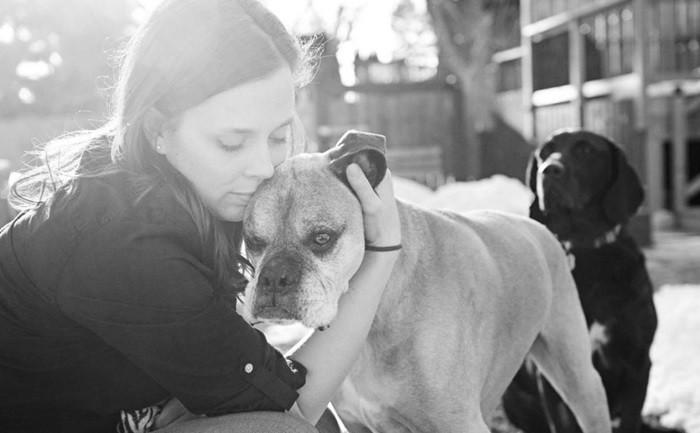 Hug me Goodbye… โปรเจกต์กอดสุดท้ายแด่น้องหมาที่รัก