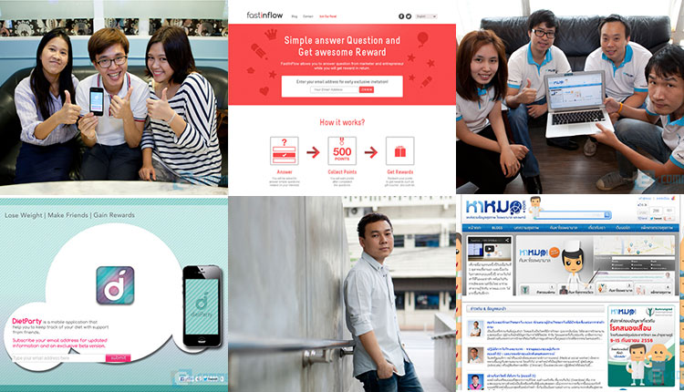 Start-up หน้าใหม่ ตอบโจทย์ไลฟ์สไตล์ได้ทั่วโลก