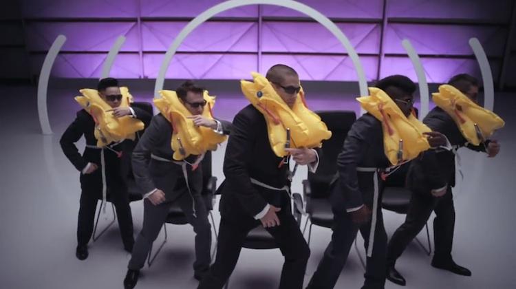 วิดีโอความปลอดภัยใหม่ Virgin America ยอดชมทะลุ 4 ล้านวิว