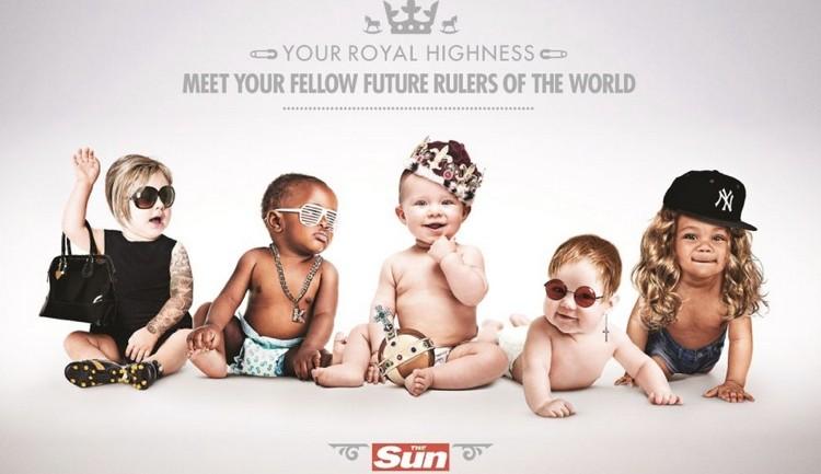 รวมฮิต Baby Advertising โฆษณาน่ารัก…น่ากอดจากเหล่าเด็กน้อยจอมแสบ