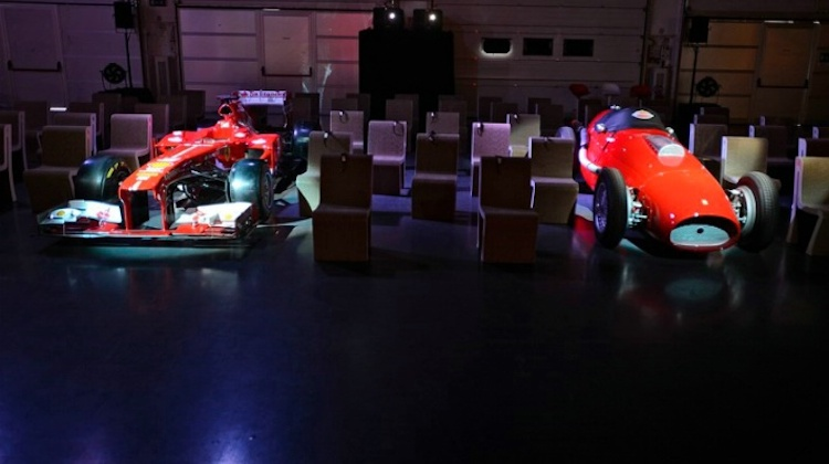 Ferrari ดึงพลังชาวออนไลน์ตั้งชื่อรถ F1 รุ่นใหม่