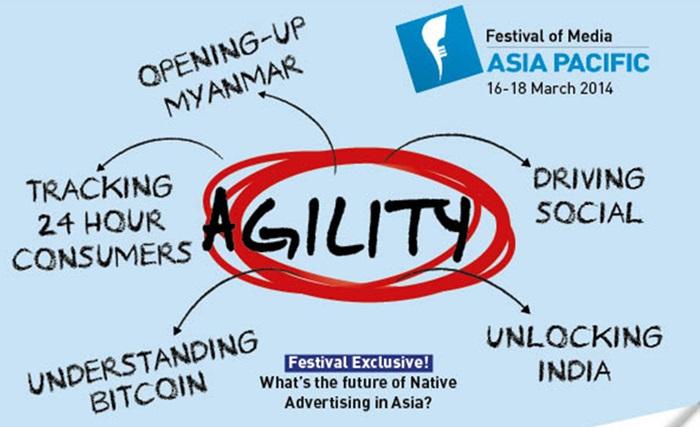 The Festival of Media เผย Agenda พร้อมคอนเซปต์งานหัวข้อ Agility