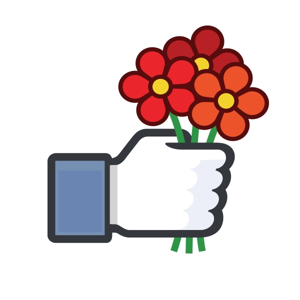 LikeStickersFlowers