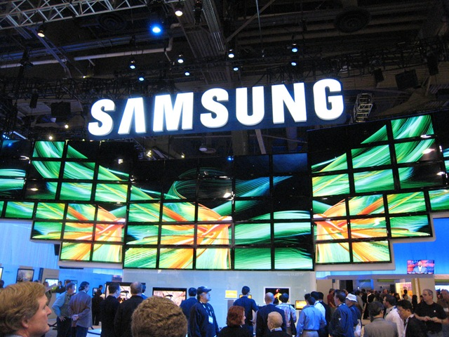 Samsung-Expo-Booth