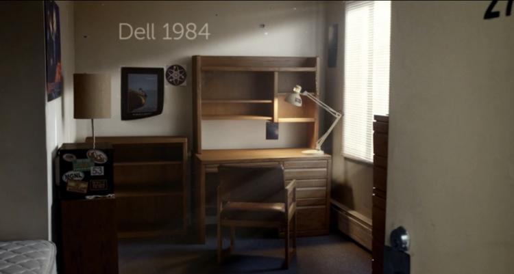 Dell โฆษณาเรียบๆ แต่โดนใจผู้ประกอบการ กับการเริ่มต้นของธุรกิจที่มีเดลเคียงข้าง