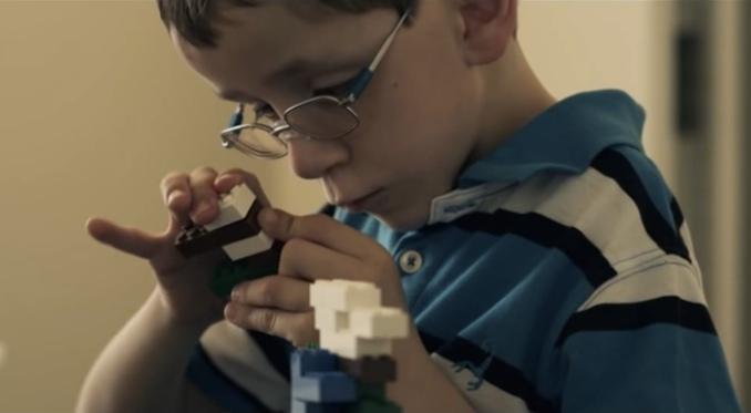 เลโก้ย้ำของเล่นตัวต่อคือของเล่นที่ช่วยให้เด็กทุกคนได้ใช้จินตนาการ แม้ว่าเด็กคนนั้นจะมองไม่เห็นก็ตาม