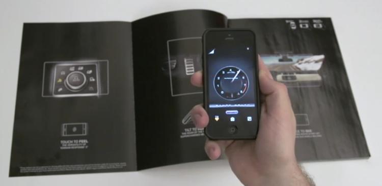 """Land Rover ใช้นิตยสาร+มือถือ ขายสมรรถนะของรถให้ลูกค้า """"อิน"""" ได้จริงๆ"""