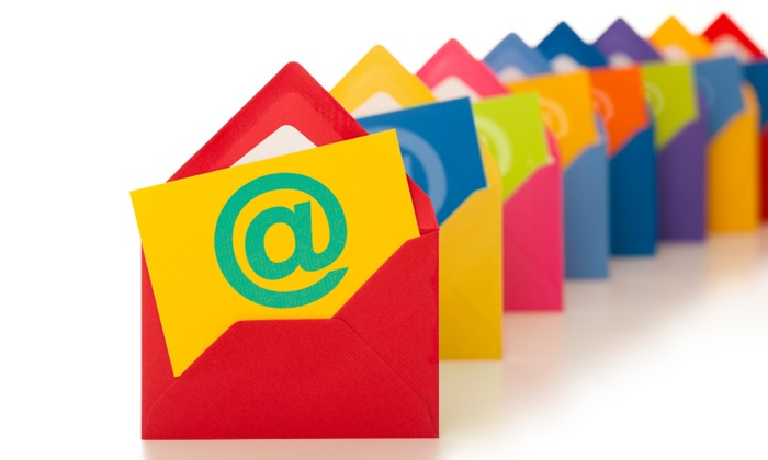 อีเมล์มาร์เกตติ้งได้ผลมากกว่าการตลาดบน Facebook และ Twitter ถึง 40 เท่า!?