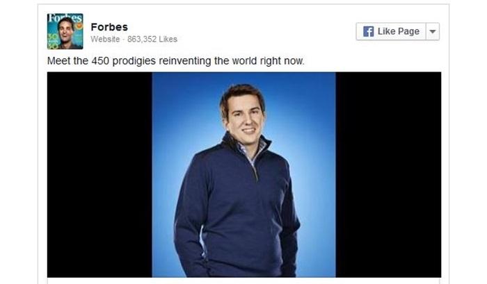 Facebook ปรับให้ Text status updates จาก page admins มียอดการเข้าถึงลดน้อยลง
