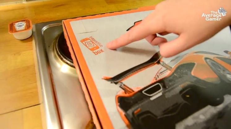 Pizza Hut เปลี่ยนกล่องพิซซ่าเป็นพื้นที่โฆษณา AR
