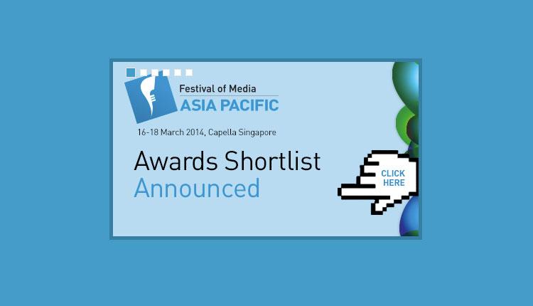 Festival of Media Asia 2014 ประกาศ Awards Shortlist 2 แคมเปญของไทยเข้ารอบ