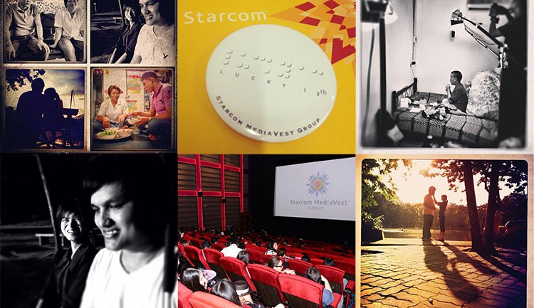 LUCKY 13 โดย Starcom MediaVest ประเทศไทย ติด Shortlist Festival of Media Asia 2014