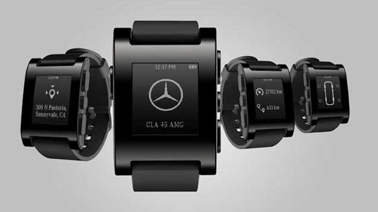 mercedes-benz-pebble-smartwatch-partnership