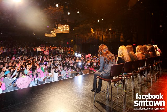 snsd new york fan meet (2)
