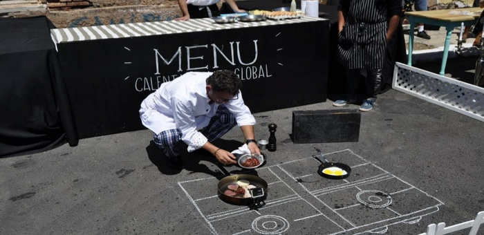 WWF กระตุ้นสำนึกปัญหาโลกร้อนด้วยการเปิดครัวกลางแจ้ง ใช้แสงอาทิตย์ทอดไข่!