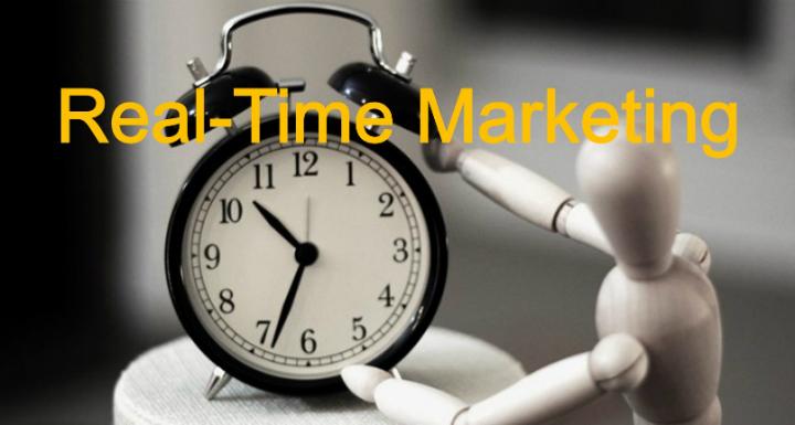 Real-time marketing สิ่งที่แบรนด์และเอเจนซี่ไทยควรรู้