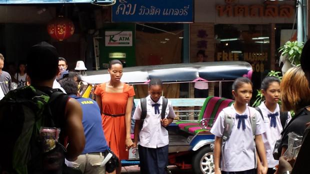 โฆษณา KFC 'Tastes Like Home' ฉายในแอฟริกาใต้แต่ถ่ายทำในประเทศไทยทั้งหมด