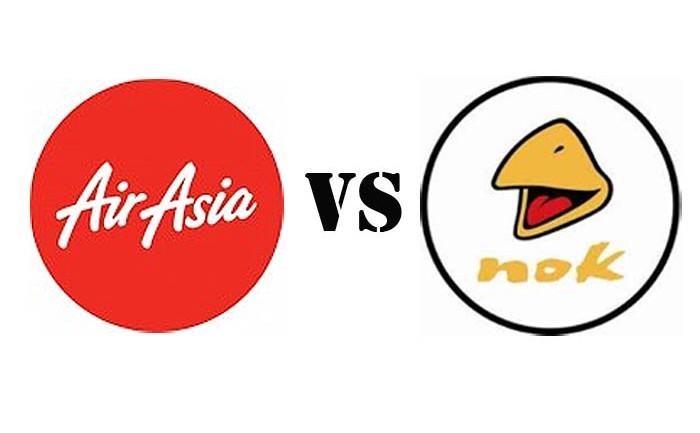 โอละพ่อ? ศึก AirAsia VS NokAir ภาพจริงหรือตัดต่อ?