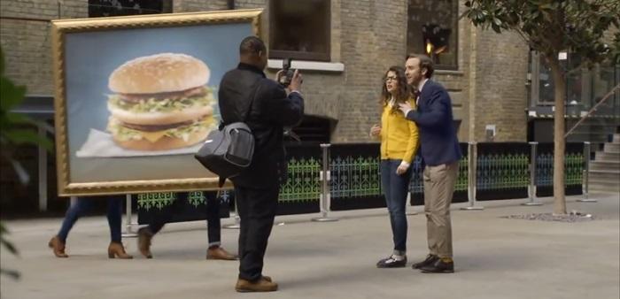 ไวรัลใหม่ McDonald ชวนคุณมาชื่นชมบร๊ะลานุภาพของ BigMac!