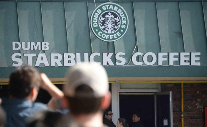 หลอกเล่นหรือเอาจริง…เมื่อ Dumb Starbucks กระตุกหนวดเสือ!?