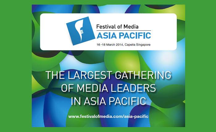 นับถอยหลัง 26 วัน เทศกาลงาน The Festival of Media Asia 2014