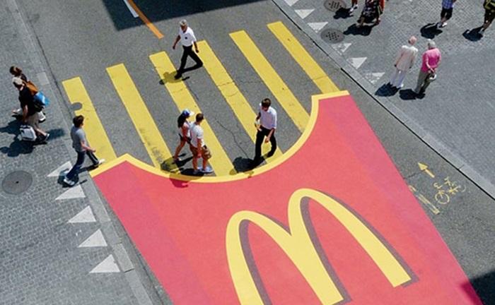 รวมสุดยอดโฆษณา McDonalds 28 ชิ้น I'm lovin' it!