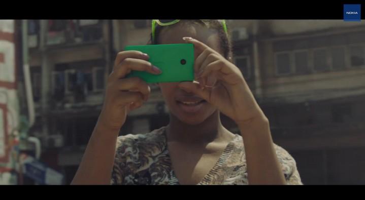 โนเกียเลือกประเทศไทยถ่ายทอดเรื่องราวในหนังโฆษณา Nokia X