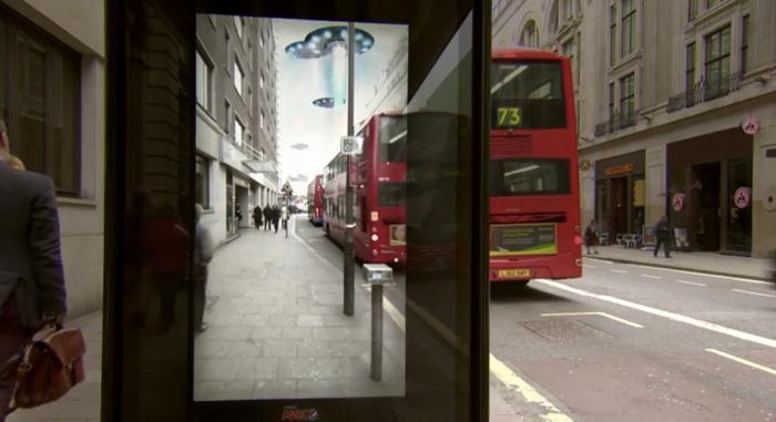 Pepsi Max กับเรื่องเหลือเชื่อชุดใหม่ เปลี่ยนป้ายรถเมล์เป็นหนังไซ-ไฟ!