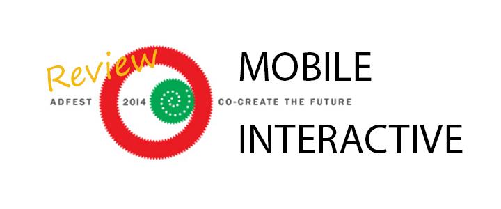 รีวิวแคมเปญชนะรางวัล ADFEST 2014 ในสาขา Interactive, Mobile
