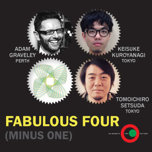 FABULOUS FOUR (MINUS ONE)-thumb-300x300-143780