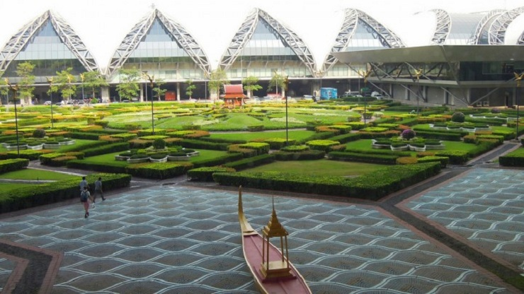 ประเทศไทยมี free wi-fi บน 6 ท่าอากาศยานหลักแล้ว