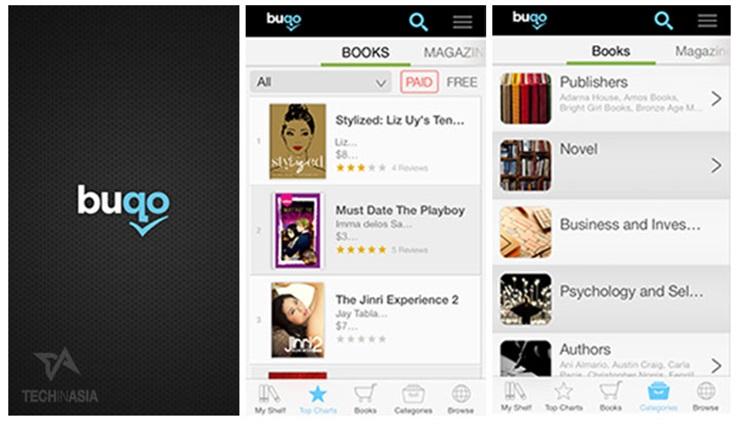 Ookbee เจาะตลาดฟิลิปปินส์เปลี่ยนชื่อ Buqo ยอดดาวน์โหลดแอพฯแล้วกว่า 1.1 หมื่นครั้ง