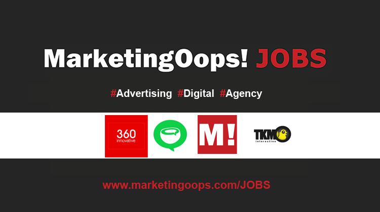 งานล่าสุด จากบริษัทเอเจนซี่โฆษณาชั้นนำ #Advertising #Digital #JOBS 10-14 Mar 14