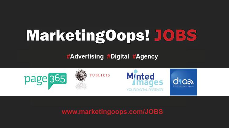 งานล่าสุด จากบริษัทเอเจนซี่โฆษณาชั้นนำ #Advertising #Digital #JOBS 14-28 Mar 14