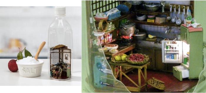 แบรนด์เครื่องดื่มแดนอาทิตย์อุทัยกับโฆษณาของจิ๋วๆ โปรโมทน้ำรสลิ้นจี่จากเมืองไทย