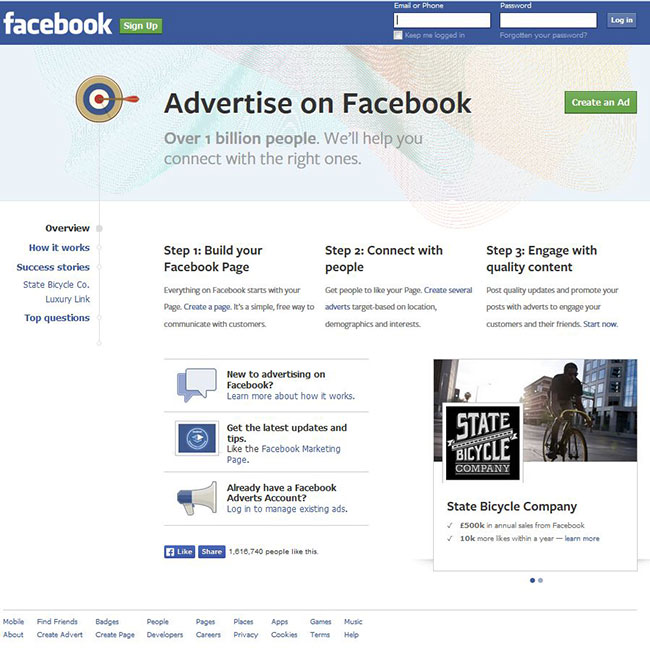Facebook---Advertising