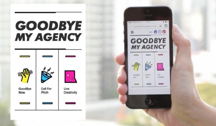 Goodbye my agency แอพฯครีเอทที่ทำให้เอเจนซีเจ้าอื่นผวาไปตามๆ กัน