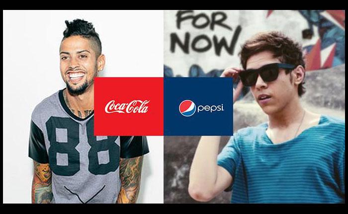 Music marketing กับเพลงเชียร์บอลโลกระหว่าง Coke vs. Pepsi