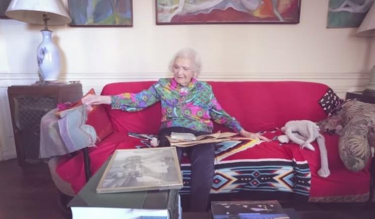 100 ปีแห่งชีวิต เมื่อแม่เฒ่าเผยเรื่องราวรักซาบซึ้งผ่านเพจ 'Humans of New York'