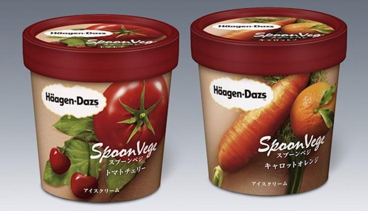 Häagen-Dazs Japan ดันไอศกรีมผักเอาใจลูกค้ารักสุขภาพ