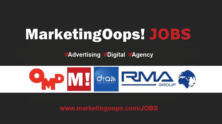 งานล่าสุด จากบริษัทเอเจนซี่โฆษณาชั้นนำ #Advertising #Digital #JOBS 15-29 May 14