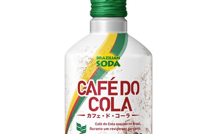 ล้ำอีก! แบรนด์เครื่องดื่มบราซิลบุกญี่ปุ่นด้วยกาแฟผสมโคล่า!
