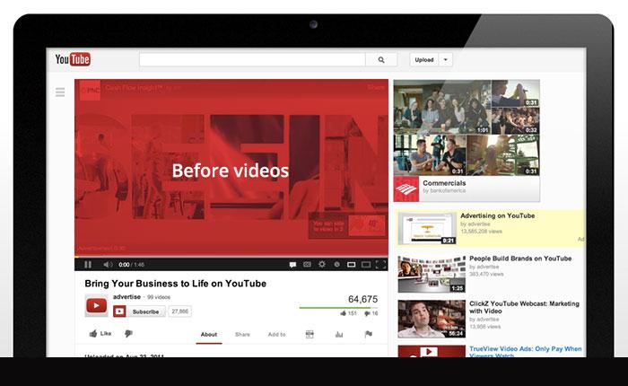 อัพเดทล่าสุด รูปแบบโฆษณาบน YouTube ประเทศไทย
